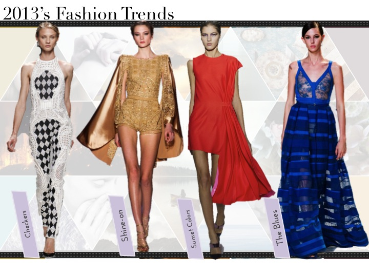 Fashion Trends 2013