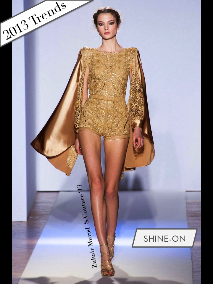 Zuhair Murad Fashion Trends 2013