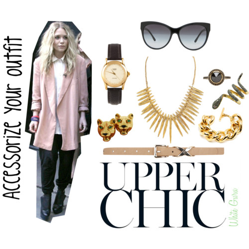 Mary-kate olsen accessories for every day
