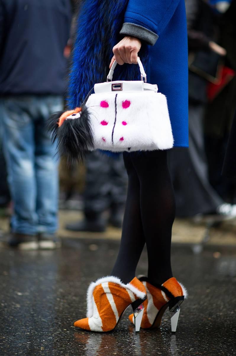Anna Dello Russo - Milan Fashion week