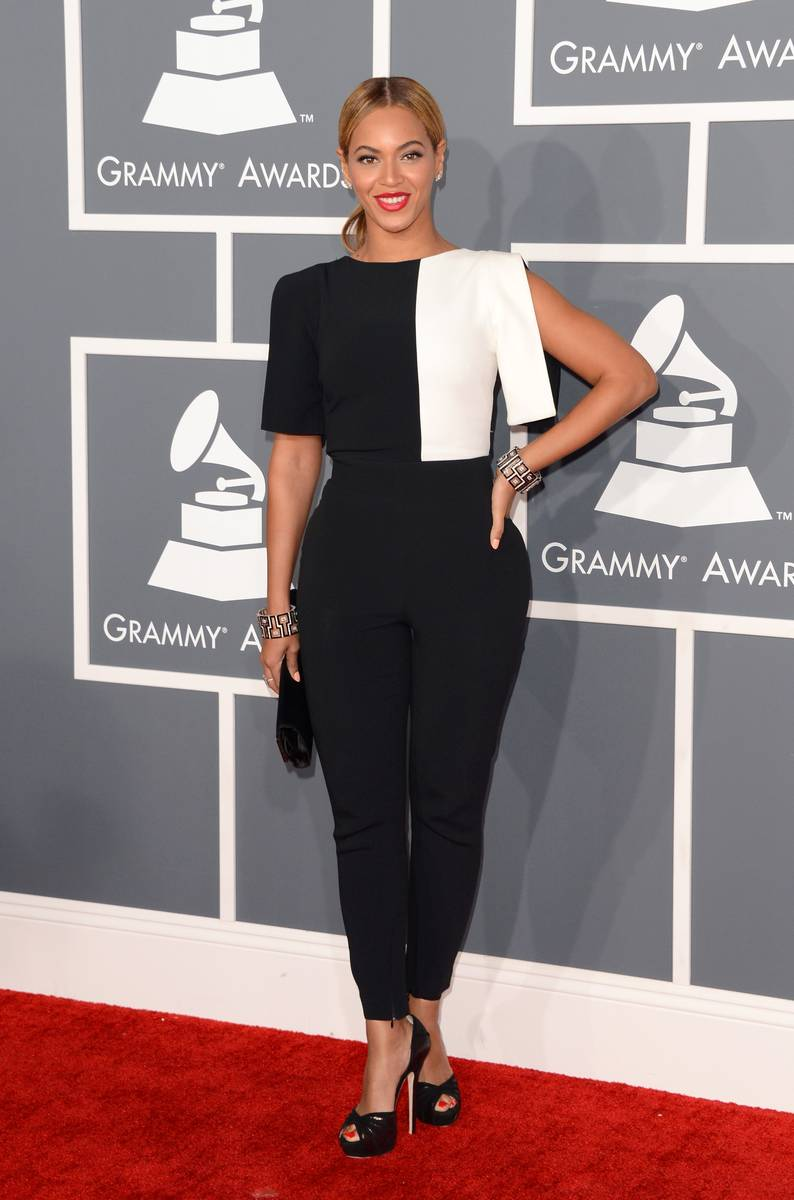 Beyonce 55th GRAMMY Awards