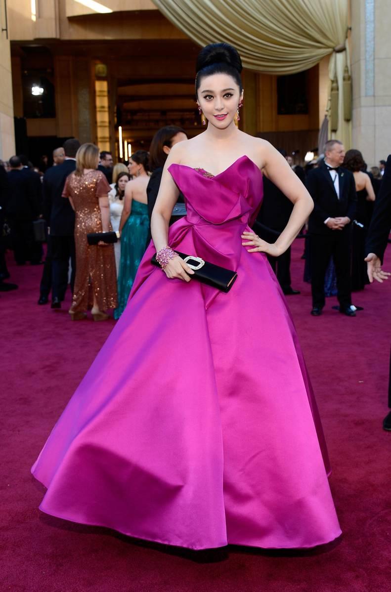 Fan Bing Bing Oscars Academy Awards