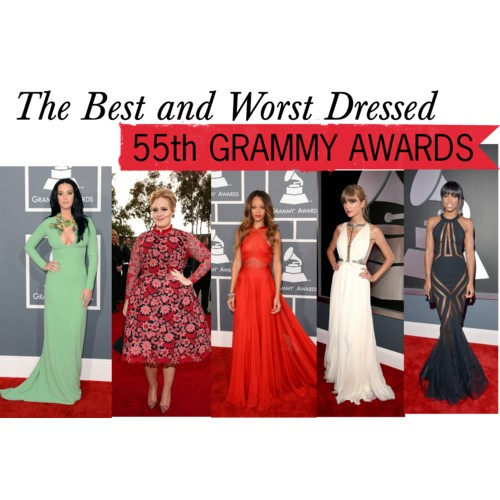 Best and Worst dressed Grammy Awards 2013