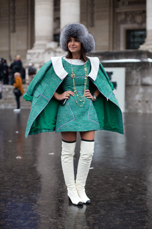 Miroslava Duma - PhotoCredit-DiegoZuko- Fashion Week