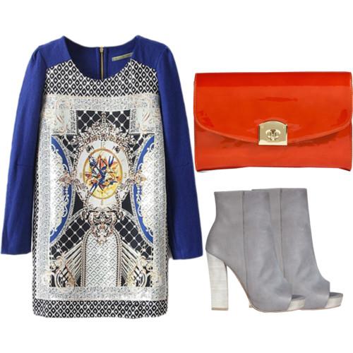 Fashion trends 2013 - Blue color