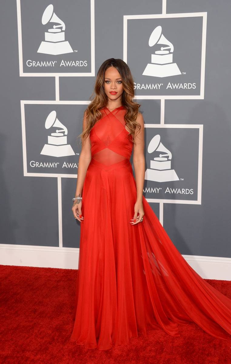Rihanna 55th GRAMMY Awards