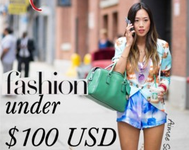 NYFW Aimee Song Shopping Deals