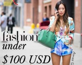 NYFW Aimee Song Shopping Deals