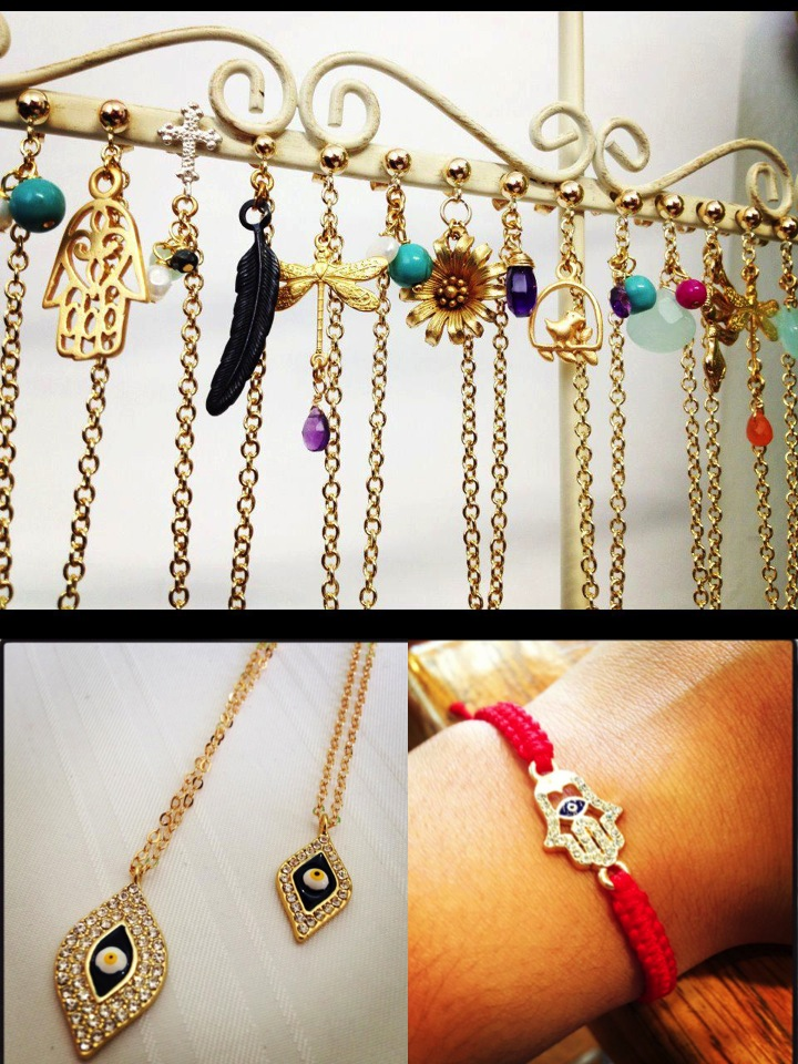 Necklaces Collares Alanika Jewel Couture 2013