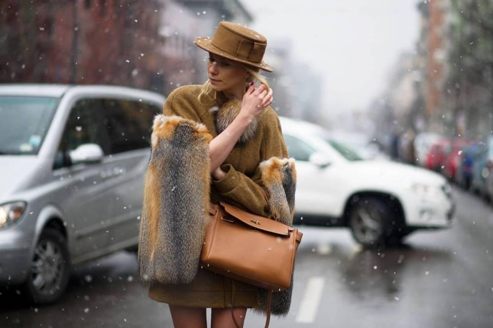 Zhanna Romashka - Milan Fashion Week