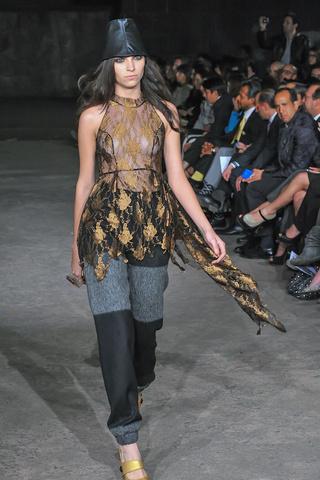 Moda estilo y pasarelas mexicanas 2013