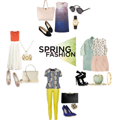What to wear for spring