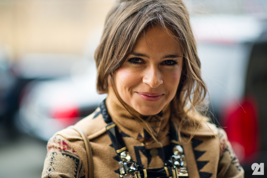 Miroslava Duma-Le-21eme-Adam-Katz- Fashion week