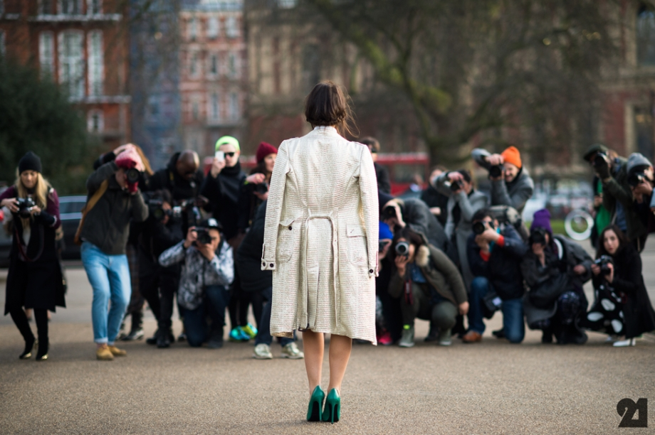 Miroslava Duma Le-21eme-Adam-Katz- Fashion week