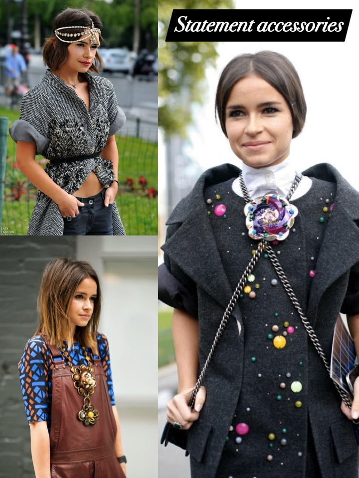 Accessories and Miroslava Duma