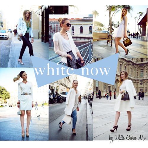 kristina bazan kayture and how to wear white