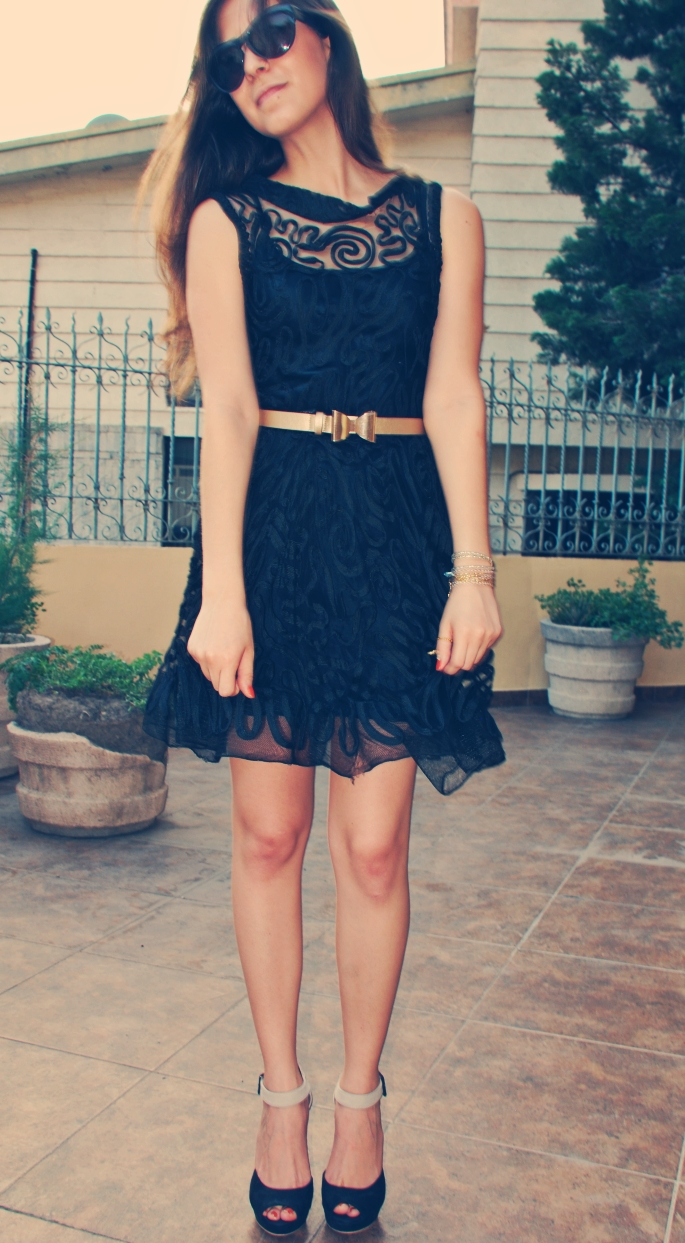 little black dress fashion