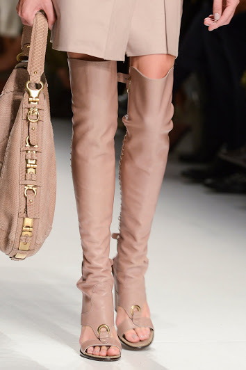 over the knee open toe boots salvatore ferragamo