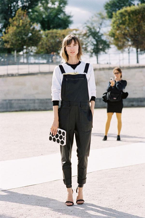 overalls streetstyle