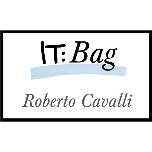 White Guru's it: bag - Roberto Cavalli 2013