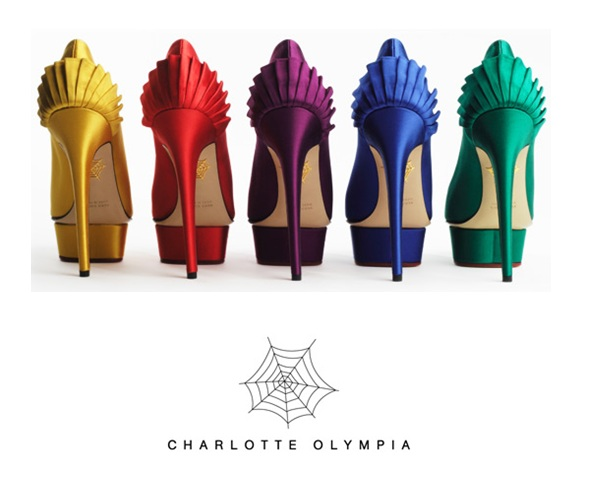 Charlotte Olympia Paloma Shoes Pumps
