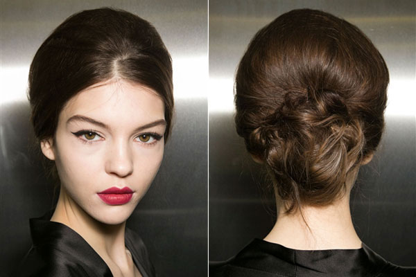 Low-bun Dolce and Gabbana