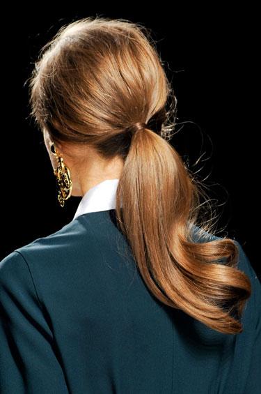 moschino 2013 hair