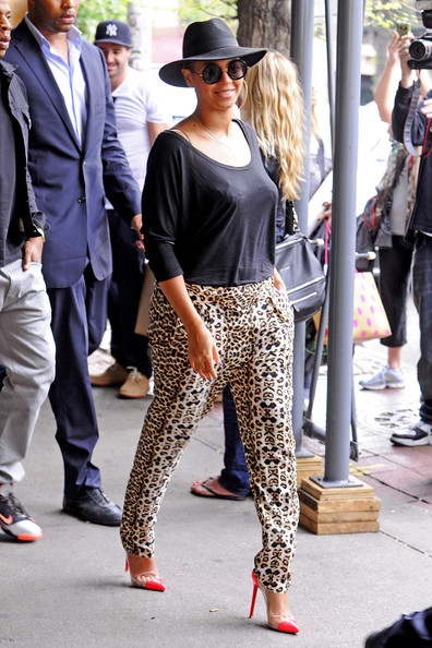beyonce knowles style and fashion