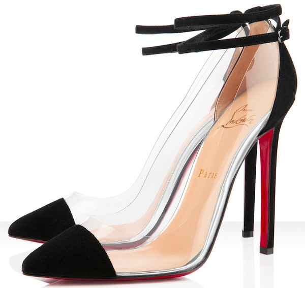 Christian Louboutin pumps shoes un bout