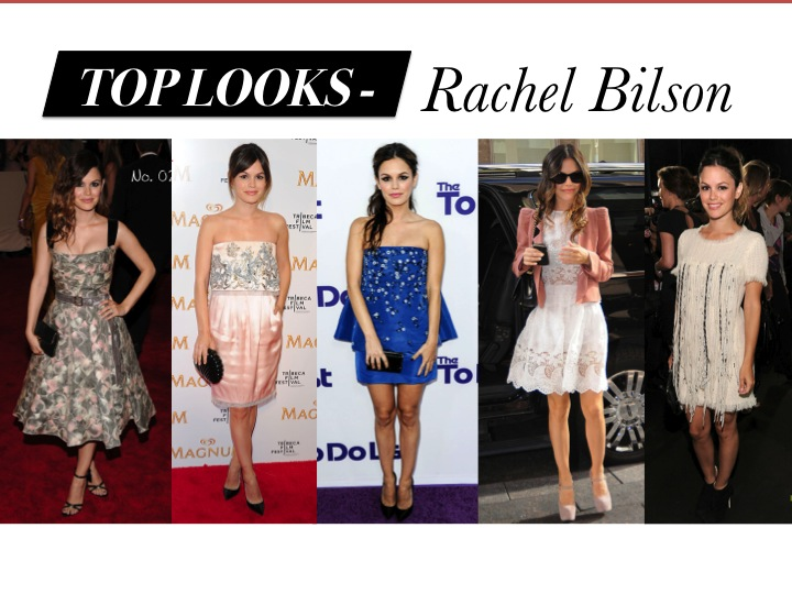 Rachel bilson the oc top looks fashion style