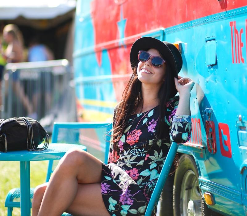TOMS sunglasses acne studio boots lollapalooza 2013