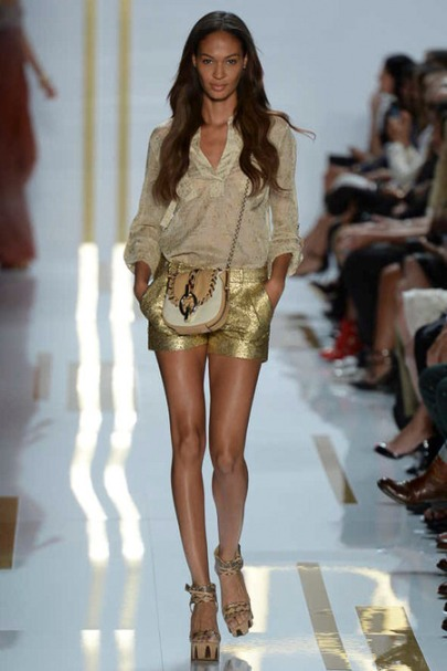 Diane Von Furstenberg ss14 new york fashion week