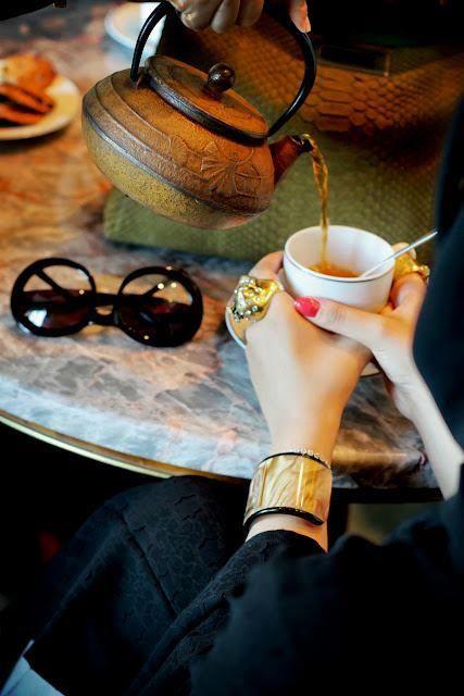 tea time picture fashion