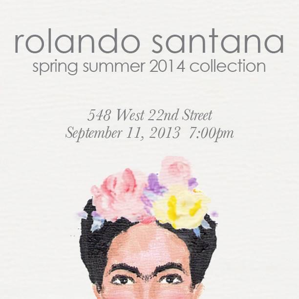 rolando santana new york spring summer 2014 collection