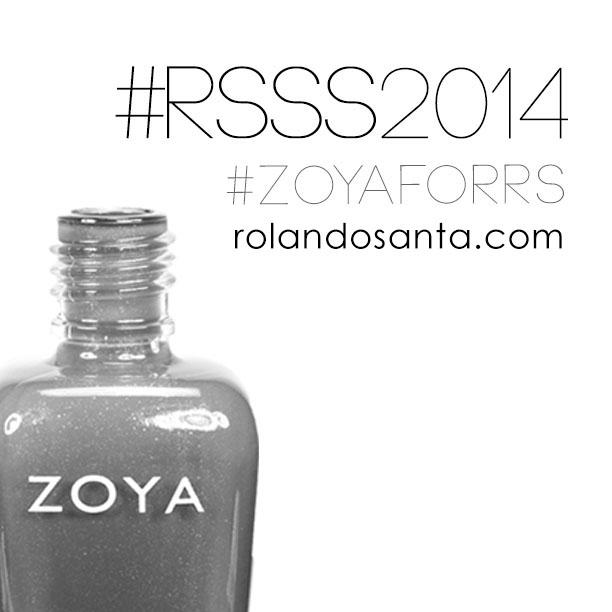 Rolando Santana Zoya nail polish