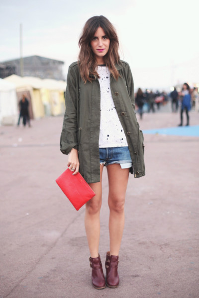 casual outfit of the day fashion fall winter 2013