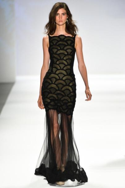 Tadashi Shoji SS14 new york fashion week