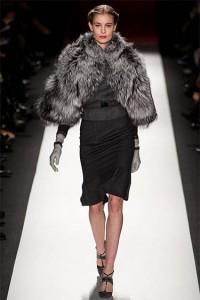 Fur coat fall 2013 Carolina Herrera