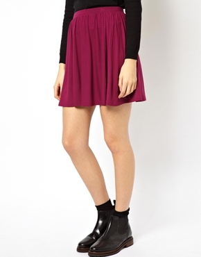 Red Skirt ASOS