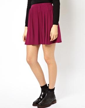Red Skirt ASOS