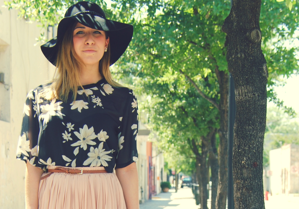 floral fashion trend